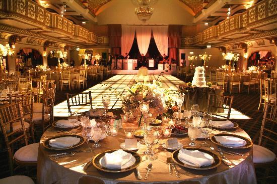 Millennium Knickerbocker Hotel Chicago: Crystal Ballroom
