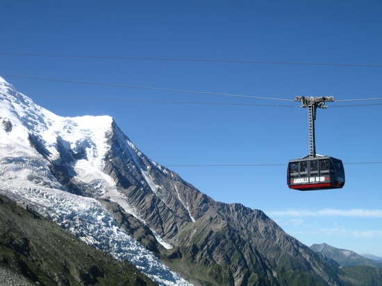 Punta Helbronner - Skyway Monte Bianco: foto 2