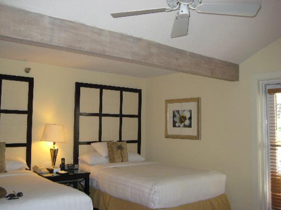 Grand Hyatt Tampa Bay: Beds in the casita