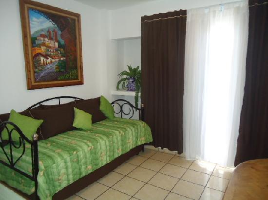 Hotel Sombrero Suites: Master Suite