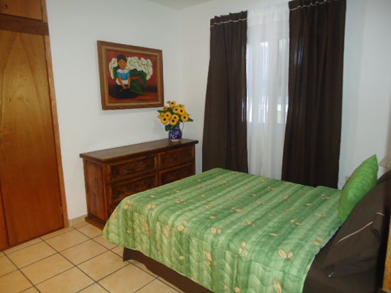 Hotel Sombrero Suites : Private Bedroom