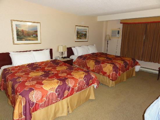 Comfort Inn - Mont Laurier: Comfortable beds