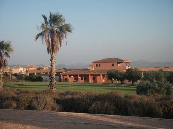 Hacienda del Alamo Golf Resort: View from Villa