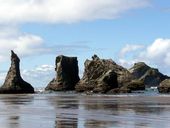 Bandon Inn: Walking distance from the hotel