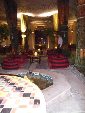 The Palace at One&Only Royal Mirage Dubai: one and only palace, sheesha bar
