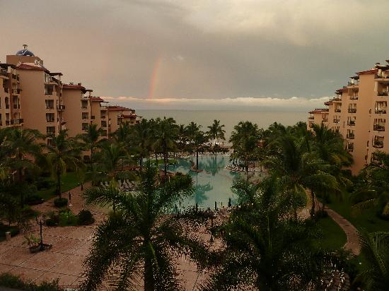 Villa del Palmar Flamingos: the start of a new day