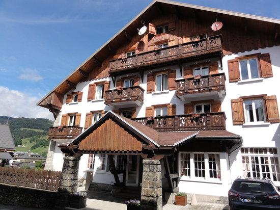Hotel Chalet d'Antoine: chalet d'antoine