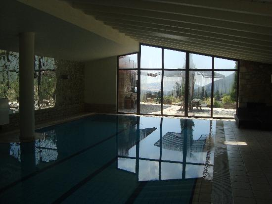 Boutique Hotel Skamnos: Swimming pool