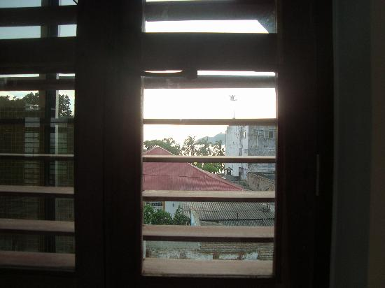 Casa de Isabella - a Kali Hotel : view from my room
