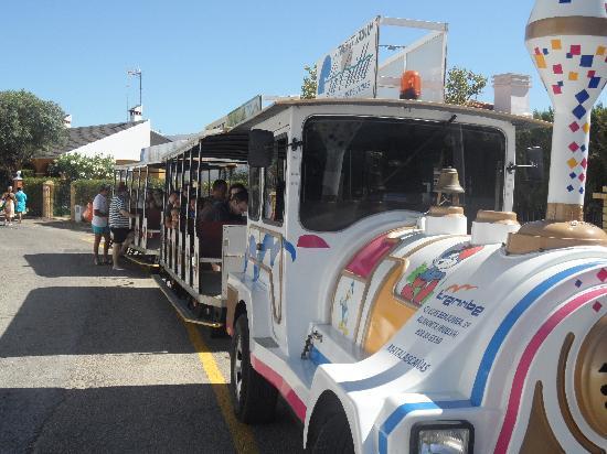 Carabela Beach & Golf Hotel: TRENECITO