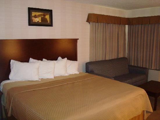 Quality Inn North Hill: Guestroom1