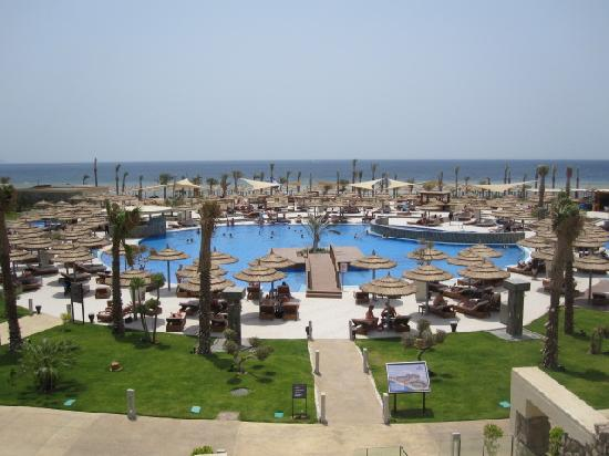 Coral Sea Sensatori - Sharm El Sheikh: The View