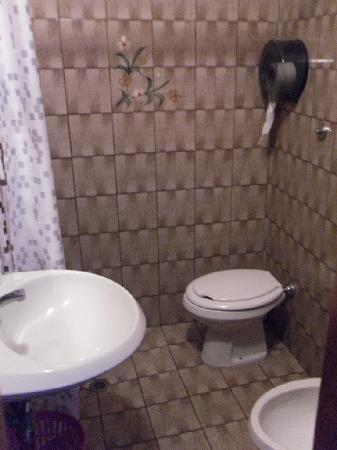 Hotel Hermes: Bagno privato
