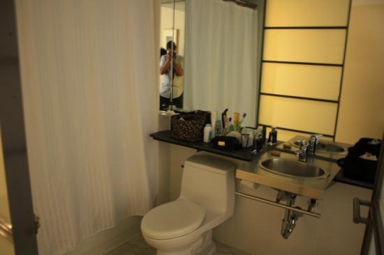 Shoreham: Baño