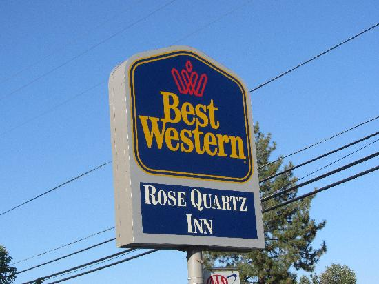 BEST WESTERN Rose Quartz Inn : Rose Quartz Inn