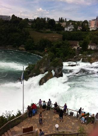 Neuhausen, Switzerland: Rhine Falls