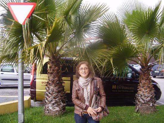 Hotel La Princesa: afueras del hotel