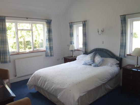 The Bowens Bed and Breakfast: Bedroom with King bed (en-suite)