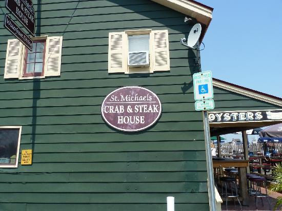 St. Michaels Crab & Steak House