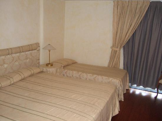 Hotel Negresco: Camera