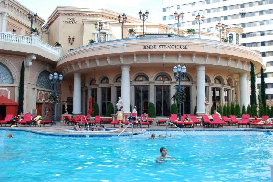 one of the two pools picture of peppermill resort spa casino reno tripadvisor