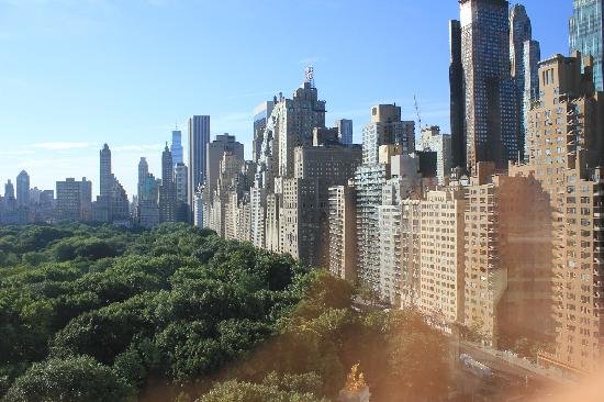Trump International Hotel and Tower New York: Vue Central Park