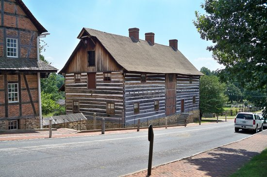 Winston Salem, Kuzey Carolina: Old Salem