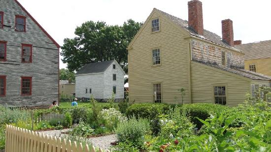 Strawbery Banke Museum : Buildings