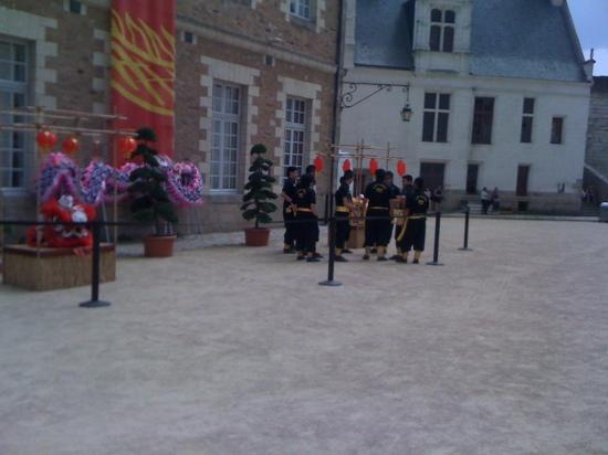Nantes, France: chateau des ducs