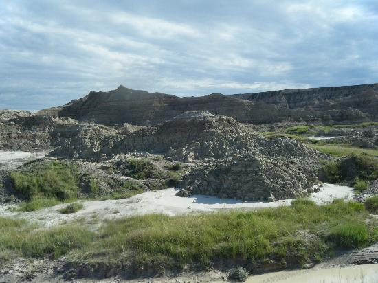 Hill City, SD: Badlands - Easy Day Trip  from your Cabin near Mt. Rushmore - June 2011