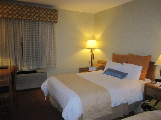 Quality Hotel Real San Jose: double room