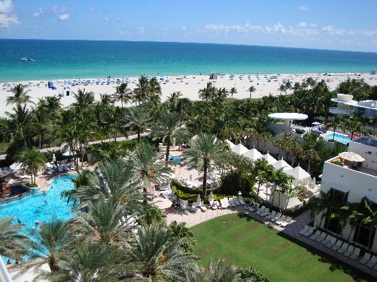 Loews Miami Beach Hotel: vista desde habitacion