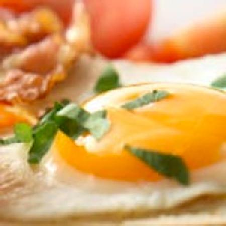 The Hatter's Cafe: Hatter's Breakfast