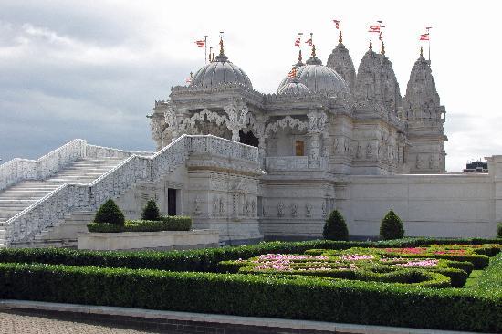 BAPS Shri Swaminarayan Mandir: Neasden Tempel