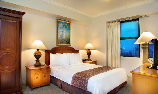 Aryaduta Semanggi: Master Bed Room