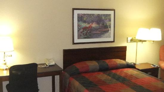 Extended Stay America - Houston - Med. Ctr. - Greenway Plaza : Rm 315, bedroom