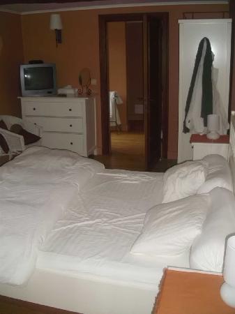 L'Auberge de Bouvignes: La chambre