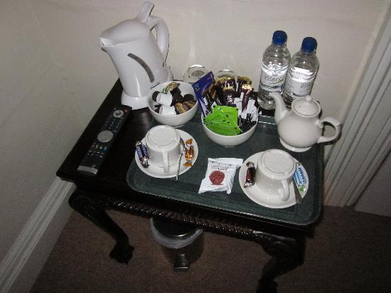 Corncroft Guest House: Goodies