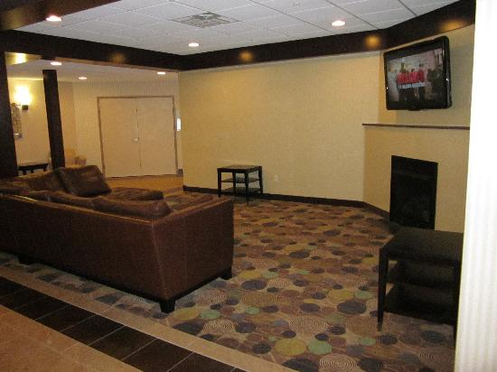 Holiday Inn Express Absecon - Atlantic City Area: rest area