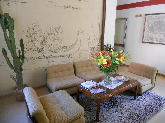 Locanda Silva: liwing room