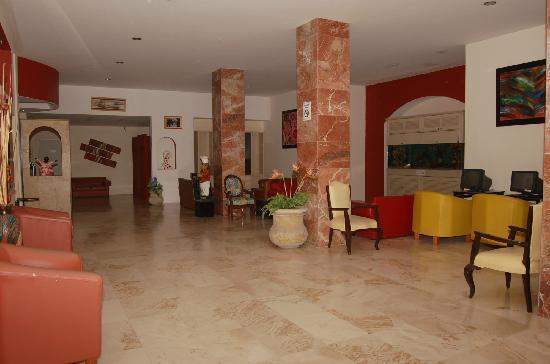 Hotel Ziami: Lobby