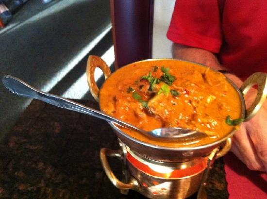Himalayan Restaurant: Chicken Korma