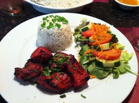 Himalayan Restaurant: Lamb Tikka