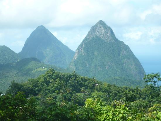 Rendezvous Resort : Pitons, why we went to St. Lucia