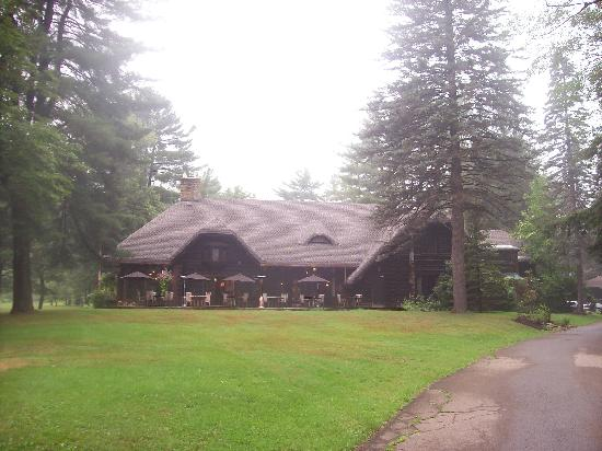 The Lodge at Glendorn: The Big House