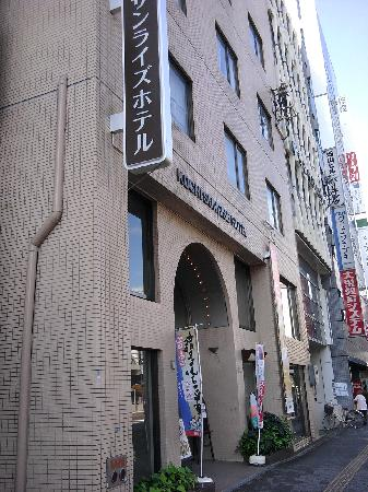 Kochi Sunrise Hotel: 外観