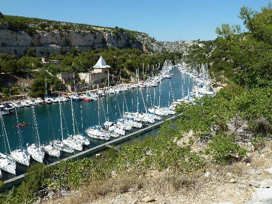 Cassis, Fransa: Hafen