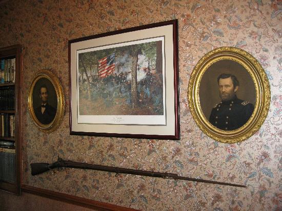 Stonewall Inn B& B: Civil War history