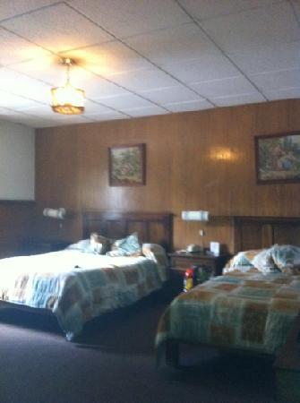 Hotel Ambassador: habitación doble