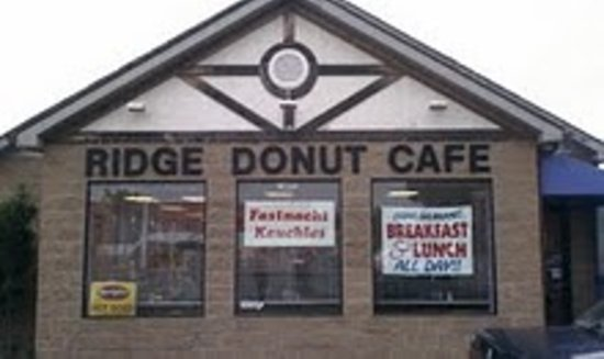 Photo of American Restaurant Ridge Donut Cafe at 1600 Portland Ave, Rochester, NY 14621, United States